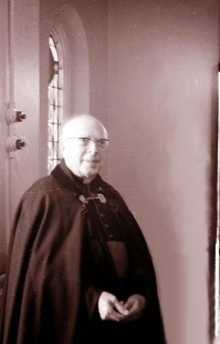 photo of Monsignor Paul Dwyer