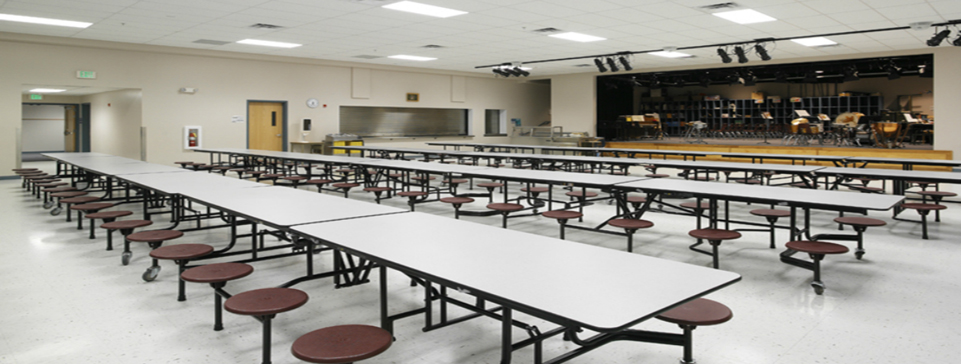 cafeteria monsignor paul dwyer catholic high school